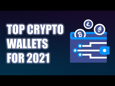 BEST U0026 Most Secure Crypto Wallets 2021 ????