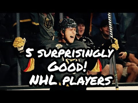 NHL Players having surprisingly GOOD seasons