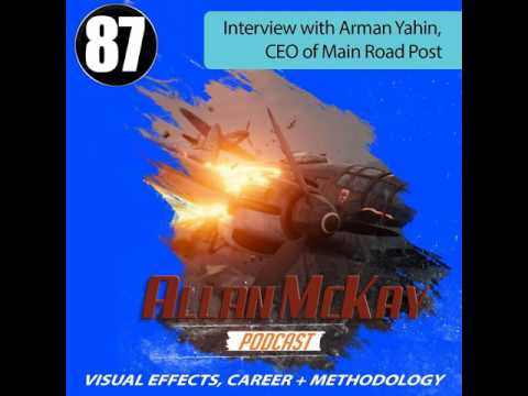 085 - Interview with Arman Yahin, CEO of Main Road Post