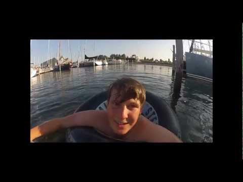 GoPro - Zwemmen in Bruinisse