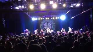 Flogging Molly @ Marathon Music Works | 02.14.2013 (Encore)