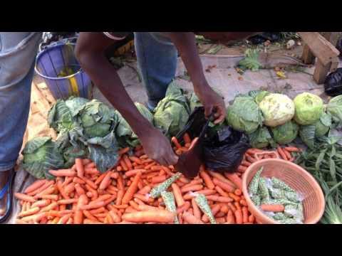 Market Day @DutseMarket, Dutse, Abuja, Nigeria. #JujuFilms