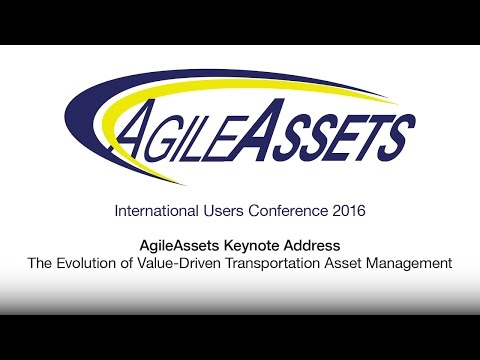 S2 Keynote  The Evolution of Value Driven Transportation Ass