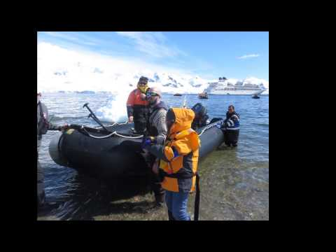 Antarctica Vacation 2014