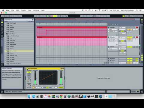 How To Make Your Song LOUDER and BIGGER with Ableton Live.