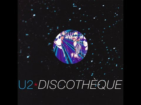 U2 - Discothèque (DM Deep Club Mix)