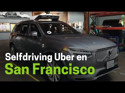 Probamos los Uber Self Driving Cars en San Francisco