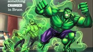 Avengers Origins Hulk read by Stan Lee  Storybook App