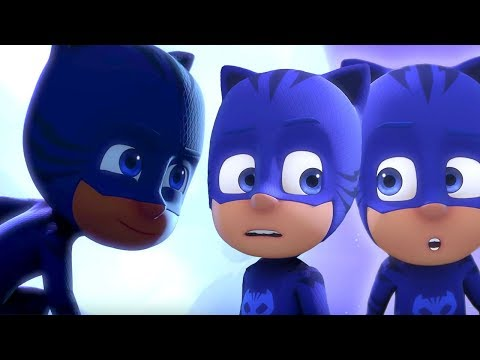 Герои в масках |  Кэтбой в квадрате ⭐️Полные эпизоды 2019 ⭐️мультики для детей