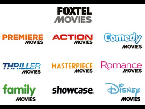 FOXTEL MOVIES - Redesign of 7 channels for the ID Package (Tweaked)