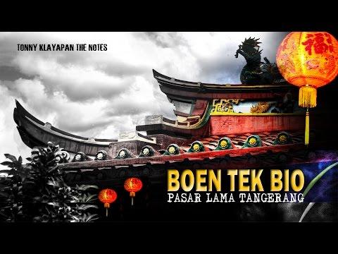 Ke Klenteng Boen Tek Bio Pasar Lama Tangerang Lihat Suasana Imlek