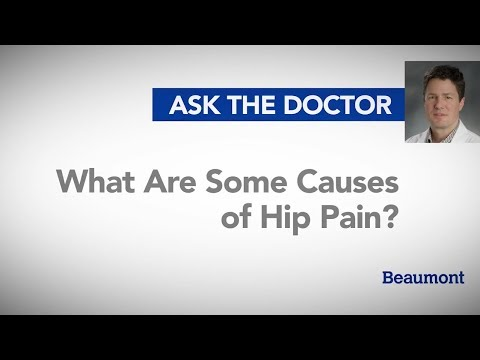 Ask the Doctor | Hip Pain | Beaumont Health