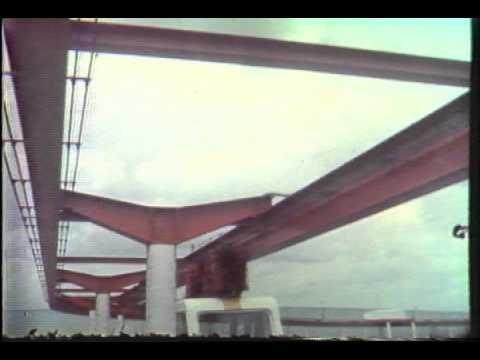 Love Field Airport Jetrail Monorail