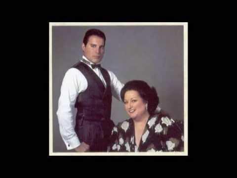 Freddie Mercury & Montserrat Caballe - Ensueño - traducere romana