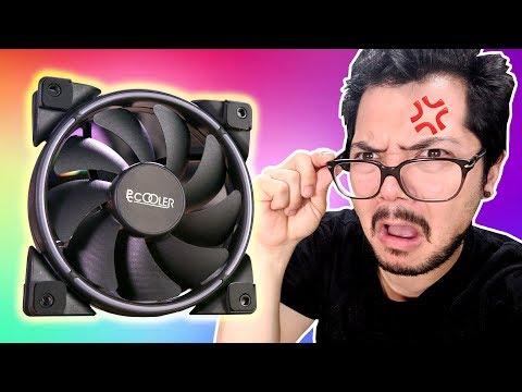 NOCTUA KILLER?? Chinese RGB fan will blow you away