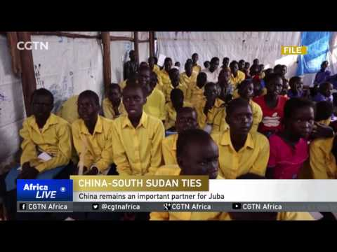 Relations between the China and South Sudan described as excellent