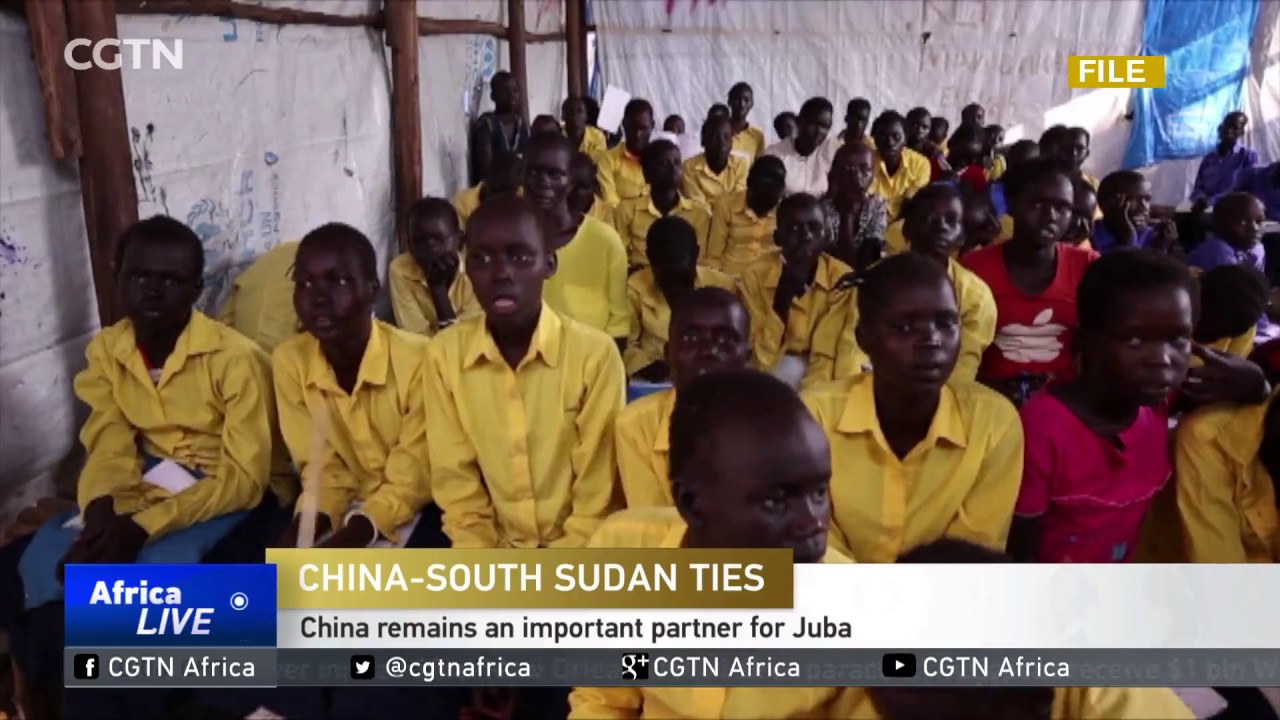 ethiopia sudan relationship with china