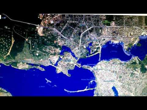 Потоп смывает память? -или - Калининград и Казань, окна в земле...