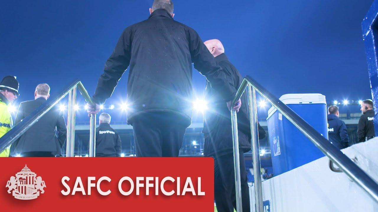 Download Behind The Scenes: Everton v SAFC