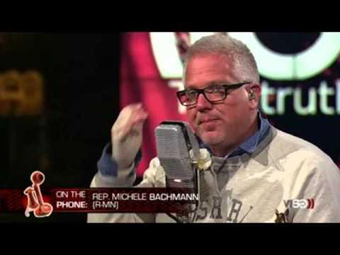 Glenn Beck Interviews Michele Bachmann 7-19-12 (FULL INTERVIEW)