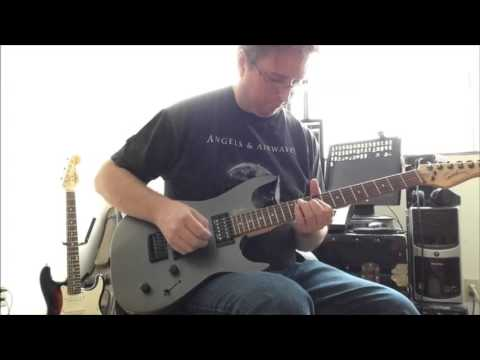 How to play on guitar - Brass in pocket (THE PRETENDERS) guitar cover