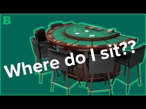 A Card Counter's Guide: Where to Sit at the Blackjack Table