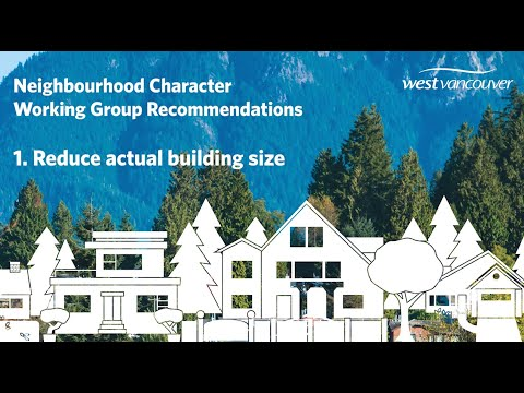 Recommendation 1: Reduce actual building size