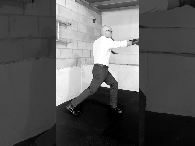 How to Use Your Hips for Punching Power #shorts