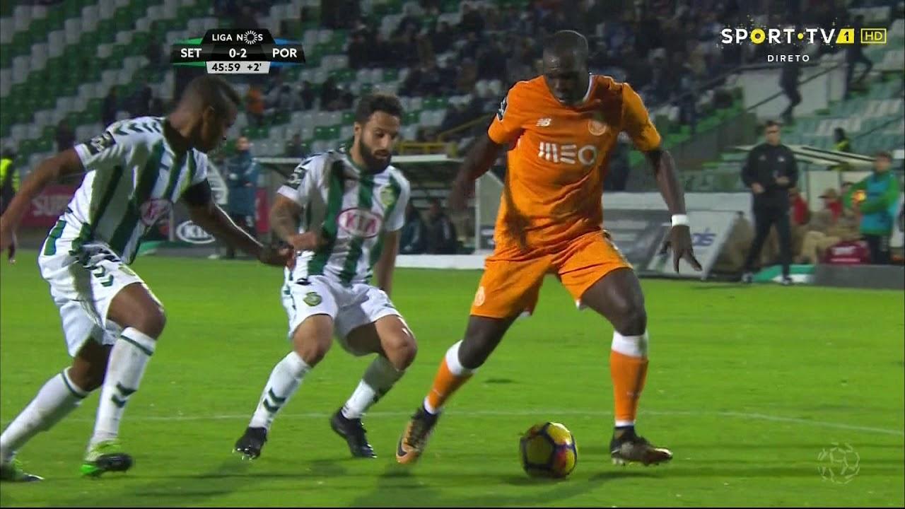 Futebol  Vit. Setúbal-FC Porto b8614c1214e35