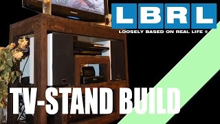 Tv-stand Build