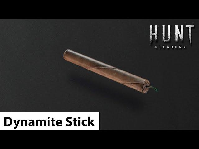 Dynamite Stick | Hunt: Showdown