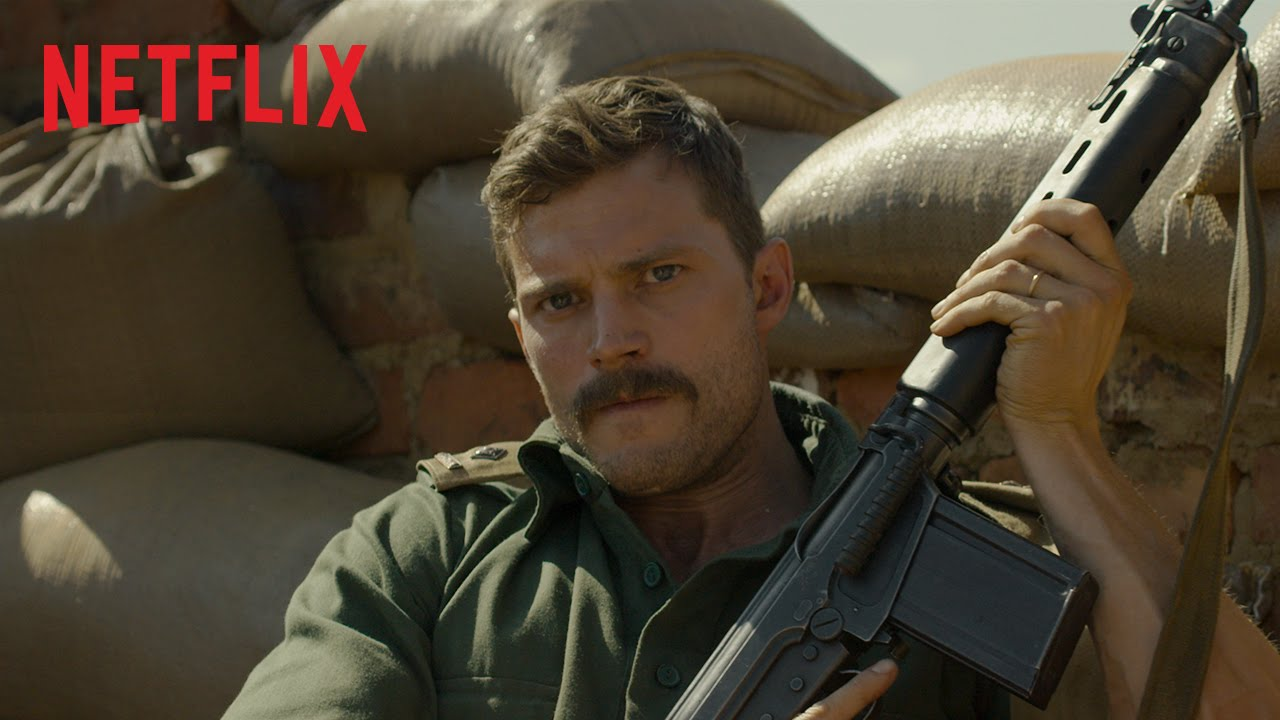 The Siege of Jadotville - Trailer - Alleen op Netflix vanaf 7 oktober
