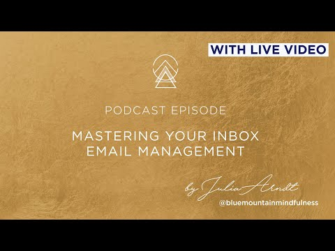 Stressed - Mastering Your Inbox - Email Management (#18)
