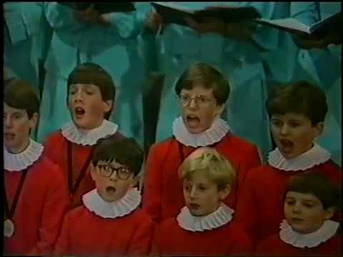 RLPO Christmas Concert From Ripon Cathedral 1981