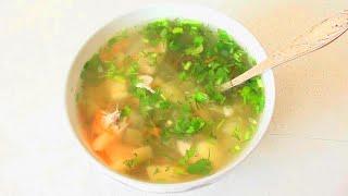 Суп рассольник с перловкой и солеными огурцами видео рецепт