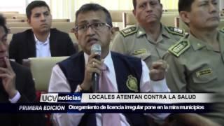 LOCALES ATENTAN CONTRA SALUD-UCV NOTICIAS PIURA