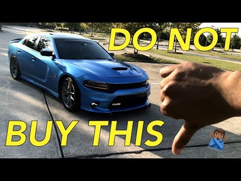 5 REASONS WHY I HATE MY CHARGER / SCATPACK