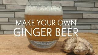 Download lagu Quarantine Activity - Make Ginger Beer at Home