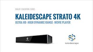 Kaleidescape Strato 4K Ultra HD Movie Player