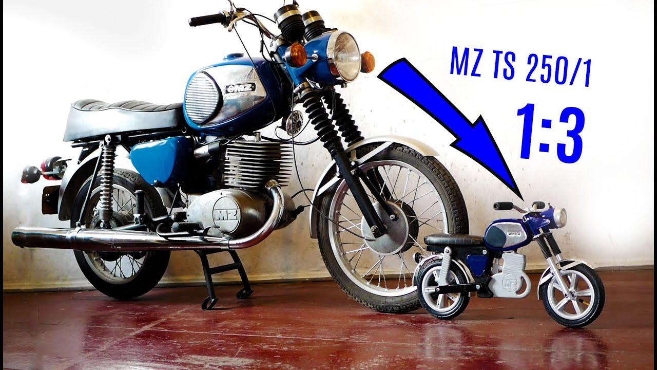 mini MZ TS 250/1 Laufrad