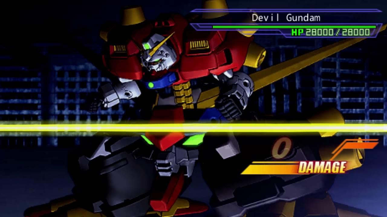 HQ Patch Unit Comparison: Devil Gundam (Final Form) - YouTube