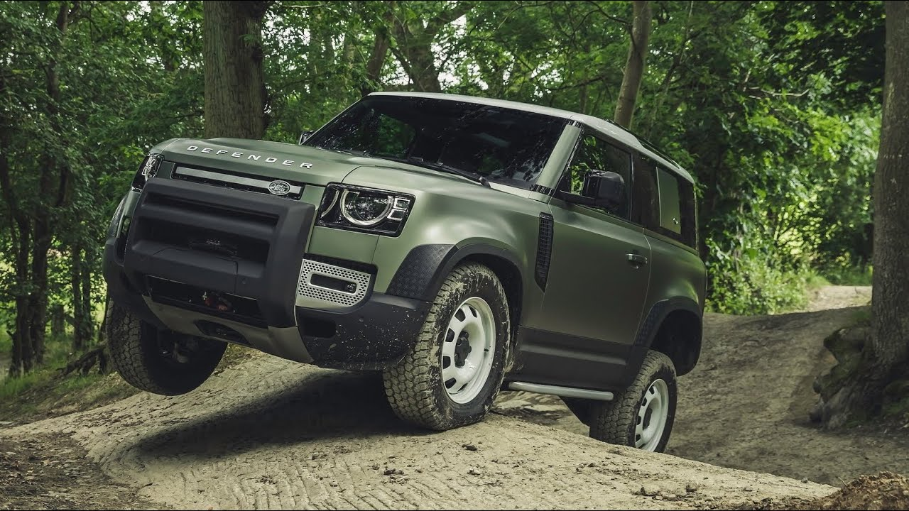 Land Rover Defender 90 2020 - 2021 Review, Photos ...
