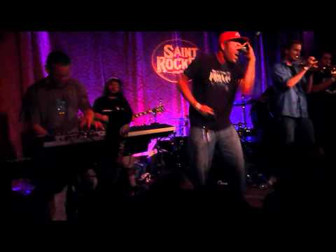 Fortunate Youth performing Skankin on 4/20/12