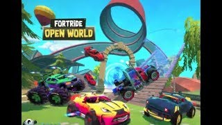 Fortride - Open World | Car Stunts Games Walkththrough