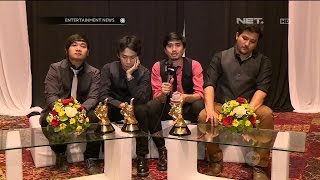 Sheila on 7 Borong 3 Piala Indonesian Choice Awards 2015