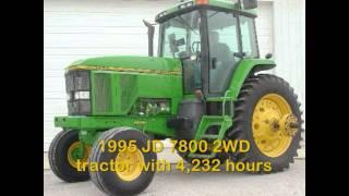 Wabash, IN farm auction 6/28/11