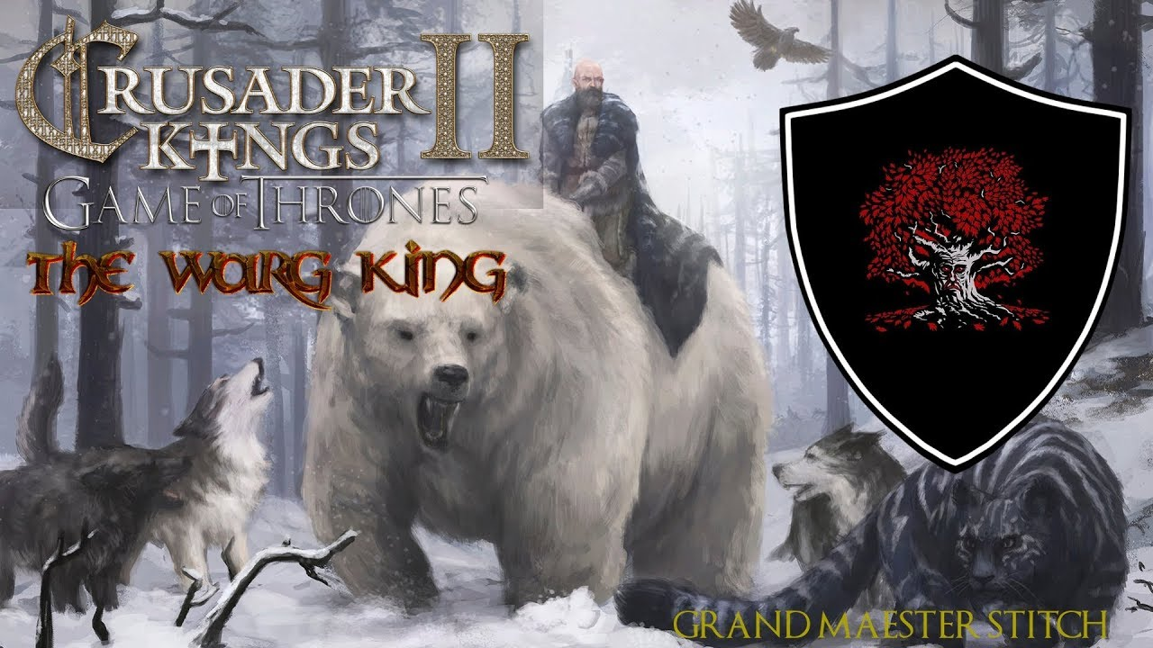 CK2 Game of Thrones | The Warg King Trailer | The Way of the Old Gods
