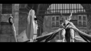 Gambar cover Drakengard 3 (English) – Branch D's Final Boss & Ending