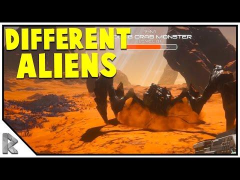 Crab & Ostrich Aliens! - Osiris: New Dawn Gameplay #3