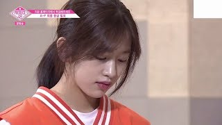 [ENGSUB] Ahn Yujin/안유진 Moving to A Class | PRODUCE48 Ep.3 CUT